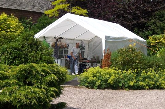 Catering for Weddings in Cumbria Purple Sage Catering can provide catering for any situation!